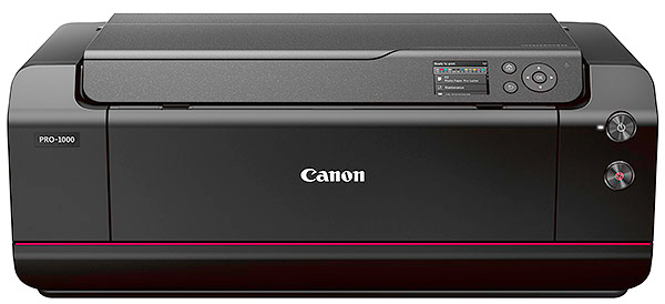English In Italian: Imaging Resource Printer Review: Canon ImagePROGRAF PRO