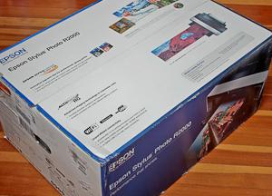 Epson Stylus Photo R2000 Driver