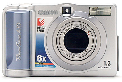 Canon PowerShot A10 Camera Drivers Download (2019)