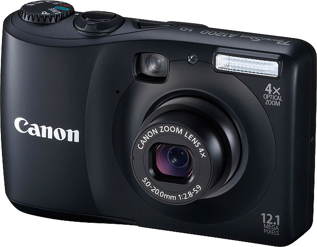 Canon Powershot A1200 12.1 MP Digital Camera price in ...