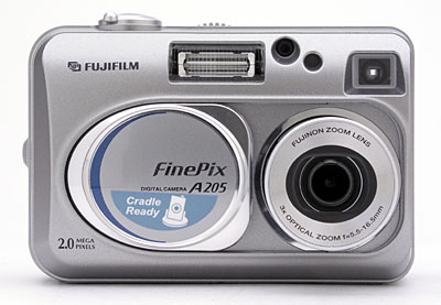 Digital Cameras Fuji Finepix A205 Digital Camera Review