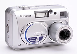 DRIVERS UPDATE: FUJIFILM CAMERA A210