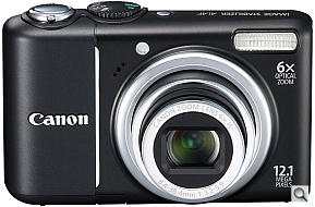 image of Canon PowerShot A2100 IS