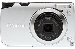 image of Canon PowerShot A3300 IS