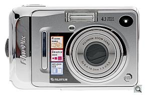 image of Fujifilm FinePix A400