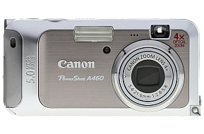 image of Canon PowerShot A460