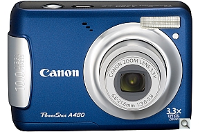 image of Canon PowerShot A480