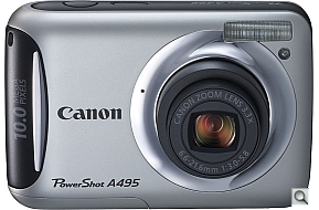 image of Canon PowerShot A495