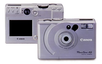 Download Driver: Canon PowerShot A5 Camera Twain