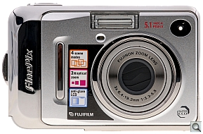 image of Fujifilm FinePix A500