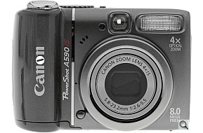 image of Canon PowerShot A590 IS