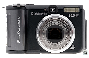 image of Canon PowerShot A640