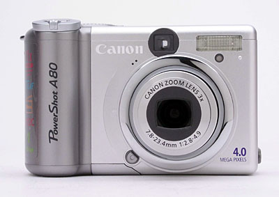 CANON POWERSHOT A80 DRIVERS PC