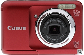image of Canon PowerShot A800