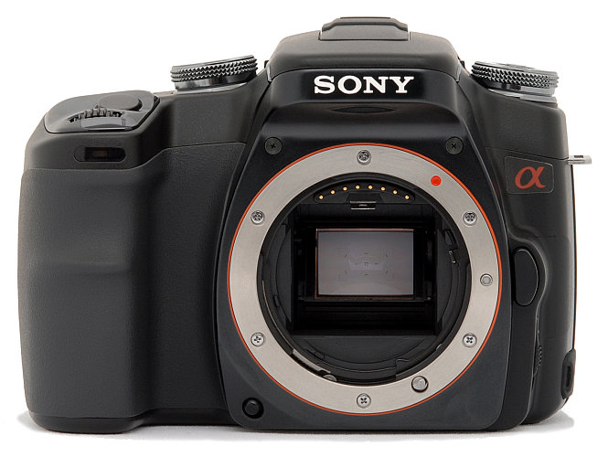 Sony DSLR-A100 Review - Specifications