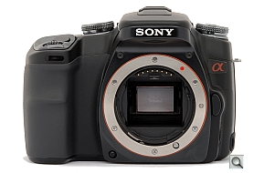 image of Sony Alpha DSLR-A100
