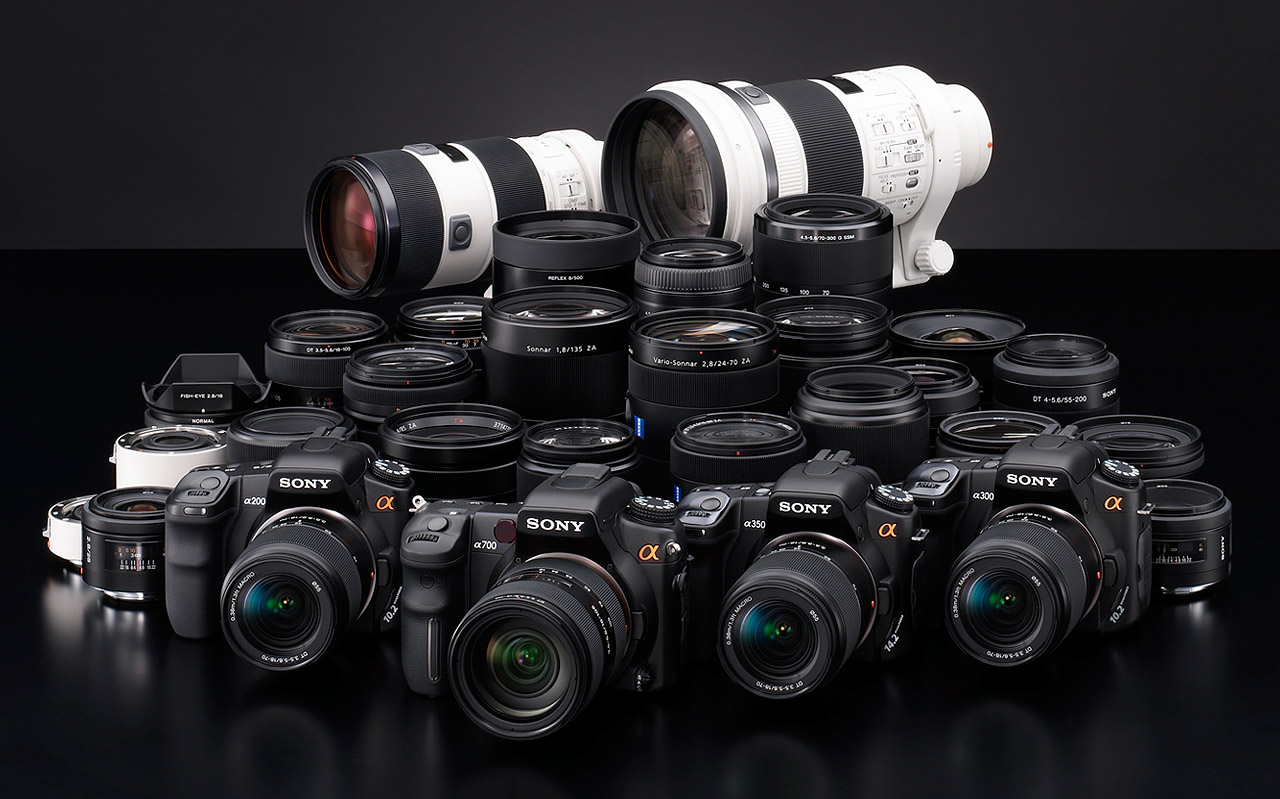 Sony DSLR-A350 Review: Full Review