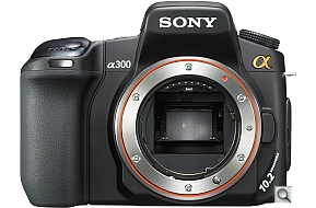 image of Sony Alpha DSLR-A300