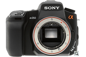 image of Sony Alpha DSLR-A350