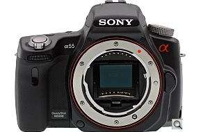 image of Sony Alpha SLT-A55V