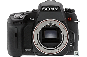 image of Sony Alpha DSLR-A560