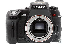 image of Sony Alpha DSLR-A580