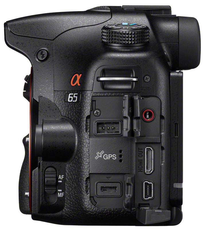 sony a65 manuals