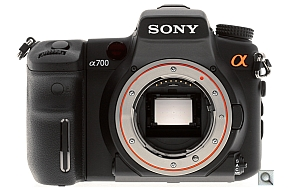 image of Sony Alpha DSLR-A700