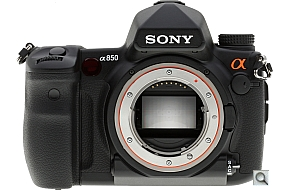 image of Sony Alpha DSLR-A850