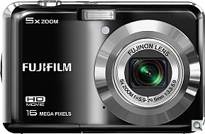 image of Fujifilm FinePix AX550