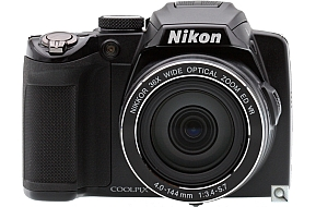 image of Nikon Coolpix P500