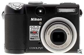image of Nikon Coolpix P5000