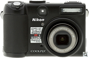 image of Nikon Coolpix P5100