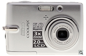 image of Nikon Coolpix L10