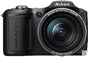 image of Nikon Coolpix L100