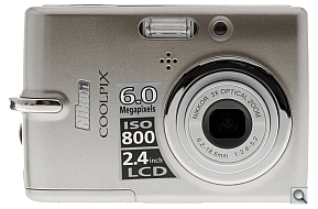 image of Nikon Coolpix L11