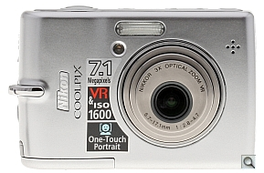 image of Nikon Coolpix L12