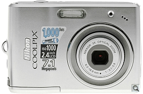 image of Nikon Coolpix L14