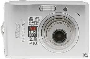image of Nikon Coolpix L15