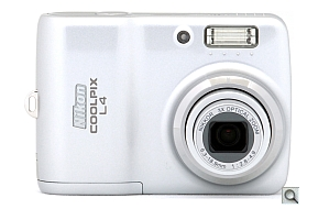 image of Nikon Coolpix L4