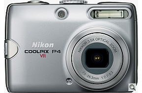 image of Nikon Coolpix P4