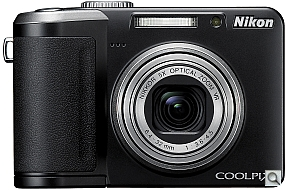 image of Nikon Coolpix P60