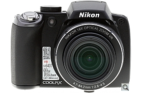 image of Nikon Coolpix P80