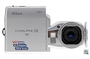 image of Nikon Coolpix S10
