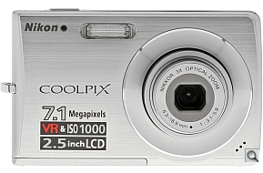 image of Nikon Coolpix S200