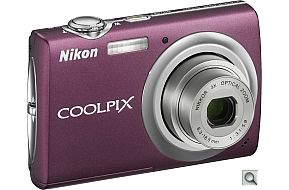 image of Nikon Coolpix S220