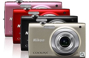 image of Nikon Coolpix S2500