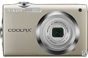 image of Nikon Coolpix S3000