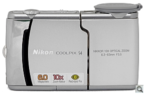 image of Nikon Coolpix S4