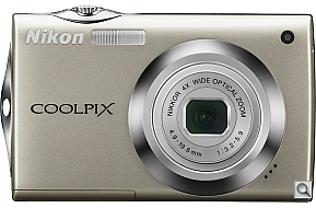 image of Nikon Coolpix S4000